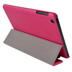 Чехол Discovery Buy Idealized Love Case для Apple iPad mini (розовый, кожанный)