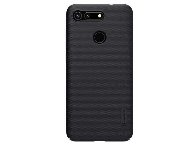 Чехол Nillkin Hard case для Huawei Honor V20 (черный, пластиковый)