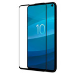Защитное стекло Nillkin 3D CP+ MAX Glass Protector для Samsung Galaxy S10 lite (черное)