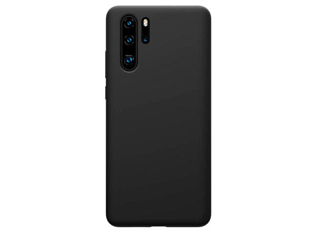 Чехол Nillkin Flex Pure case для Huawei P30 pro (черный, гелевый)