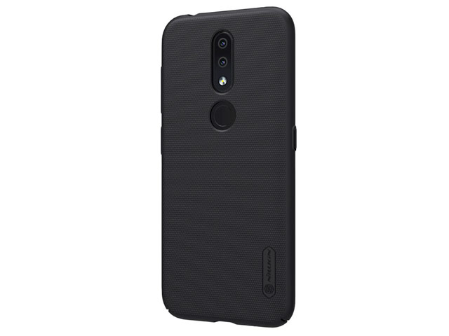Чехол Nillkin Hard case для Nokia 4.2 (черный, пластиковый)