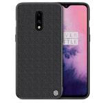 Чехол Nillkin Textured case для OnePlus 7 (черный, нейлон)