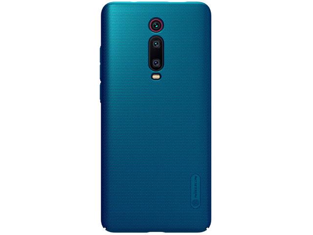Чехол Nillkin Hard case для Xiaomi Mi 9T (синий, пластиковый)