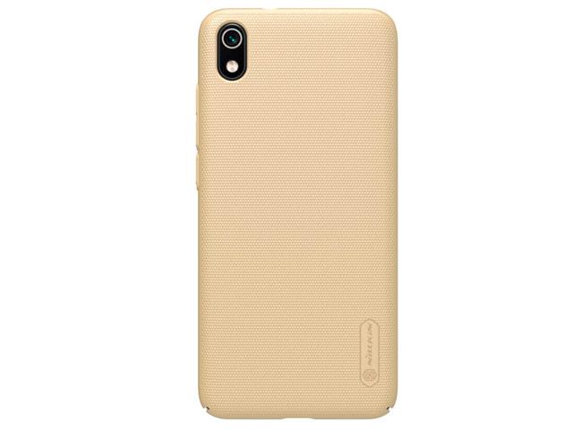 Чехол Nillkin Hard case для Xiaomi Redmi 7A (золотистый, пластиковый)