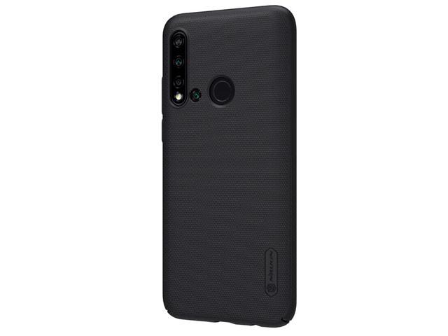 Чехол Nillkin Hard case для Huawei P20 lite 2019 (черный, пластиковый)