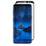 Защитное стекло Yotrix 3D Advance Glass Protector для Samsung Galaxy S9 plus (черное)