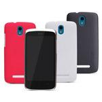 Чехол Nillkin Hard case для HTC Desire 500 506e (красный, пластиковый)
