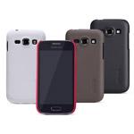 Чехол Nillkin Hard case для Samsung Galaxy Ace 3 S7270 (темно-коричневый, пластиковый)
