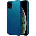 Купить Чехол Nillkin Hard case для Apple iPhone 11 pro max (синий, пластиковый)