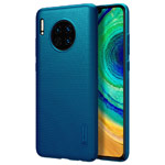 Чехол Nillkin Hard case для Huawei Mate 30 (синий, пластиковый)