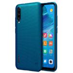 Чехол Nillkin Hard case для Xiaomi Mi A3 (синий, пластиковый)