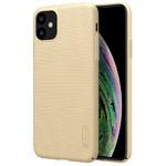 Чехол Nillkin Hard case для Apple iPhone 11 (золотистый, пластиковый)