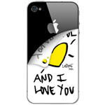 Скин The LostDog 2011 для Apple iPhone 4 (You Are Wonderful)