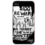 Скин The LostDog 2011 для Apple iPhone 4 (Wanted!)