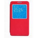 Чехол Nillkin Side leather case для Samsung Galaxy Note 3 N9000 (красный, кожанный)
