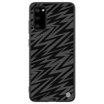 Чехол Nillkin Twinkle case для Samsung Galaxy S20 (Lightning Black, композитный)