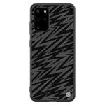 Купить Чехол Nillkin Twinkle case для Samsung Galaxy S20 plus (Lightning Black, композитный)