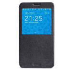 Чехол Nillkin V-series Leather case для Samsung Galaxy Note 3 N9000 (черный, кожанный)