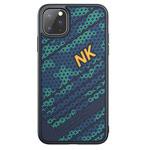 Купить Чехол Nillkin Striker case для Apple iPhone 11 pro (синий, гелевый)