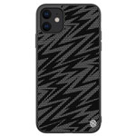 Чехол Nillkin Twinkle case для Apple iPhone 11 (Lightning Black, композитный)