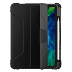 Чехол Nillkin Bumper Cover для Apple iPad Pro 12.9 2020 (черный, полиуретановый)