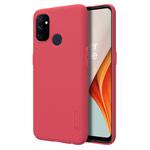 Купить Чехол Nillkin Hard case для OnePlus Nord N100 (красный, пластиковый)