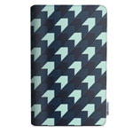 Чехол X-doria SmartStyle case для Apple iPad Air (Blue Arrow Check, матерчатый)