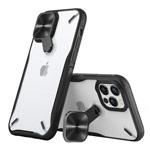 Купить Чехол Nillkin Cyclops case для Apple iPhone 12/12 pro (черный, композитный)