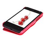 Чехол Nillkin Fresh Series Leather case для HTC Desire 300 301E (красный, кожанный)