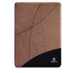 Чехол Nillkin Yoch Series case для Apple iPad Air (коричневый, кожанный)