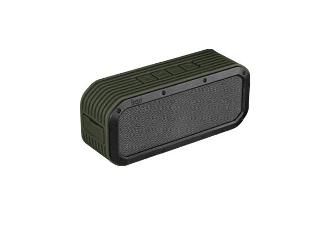 Портативная колонка Divoom Voombox-Outdoor (зеленая, беcпроводная, стерео)