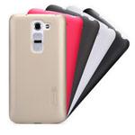 Чехол Nillkin Hard case для LG G2 mini D618 (красный, пластиковый)