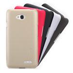 Чехол Nillkin Hard case для LG L70 D325 (красный, пластиковый)