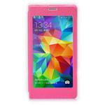 Чехол Nillkin Scene Series Case для Samsung Galaxy S5 i9600 (розовый, кожаный)