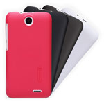 Чехол Nillkin Hard case для HTC Desire 310 D310W (красный, пластиковый)
