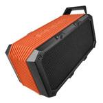 Купить Портативная колонка Divoom Voombox-Ongo (оранжевая, беcпроводная, стерео)