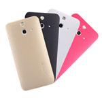 Чехол Nillkin Hard case для HTC One E8 (золотистый, пластиковый)