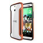 Чехол Nillkin Armor-Border series для HTC One E8 (оранжевый, пластиковый)