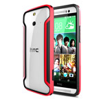 Чехол Nillkin Armor-Border series для HTC One E8 (красный, пластиковый)