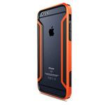 Чехол Nillkin Armor-Border series для Apple iPhone 6 (оранжевый, пластиковый)