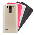 Чехол Nillkin Hard case для LG G3 Beat D724 (G3 mini) (красный, пластиковый)
