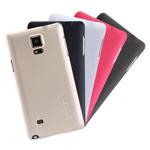Чехол Nillkin Hard case для Samsung Galaxy Note 4 N910 (черный, пластиковый)
