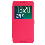 Чехол Nillkin Fresh Series Leather case для HTC Desire 820 (красный, кожаный)