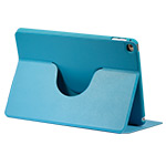 Чехол X-doria Dash Folio Spin case для Apple iPad Air 2 (синий, кожаный)