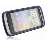 Чехол Nillkin Soft case для HTC Desire S (фиолетовый)
