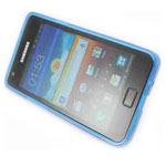 Чехол Nillkin Soft case для Samsung Galaxy S2 i9100 (голубой)