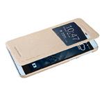 Чехол Nillkin Sparkle Leather Case для HTC Desire 826 (золотистый, винилискожа)