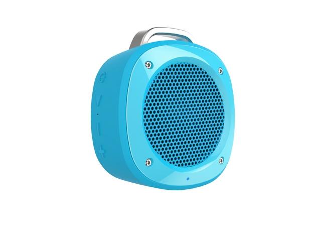 Портативная колонка Divoom Airbeat-10 (голубая, беспроводная, моно)