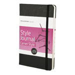 Записная книжка Moleskine Passions Style Journal (210x130 мм, чарная, 240 страниц)