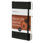 Записная книжка Moleskine Passions Home Life Journal (210x130 мм, чарная, 240 страниц)